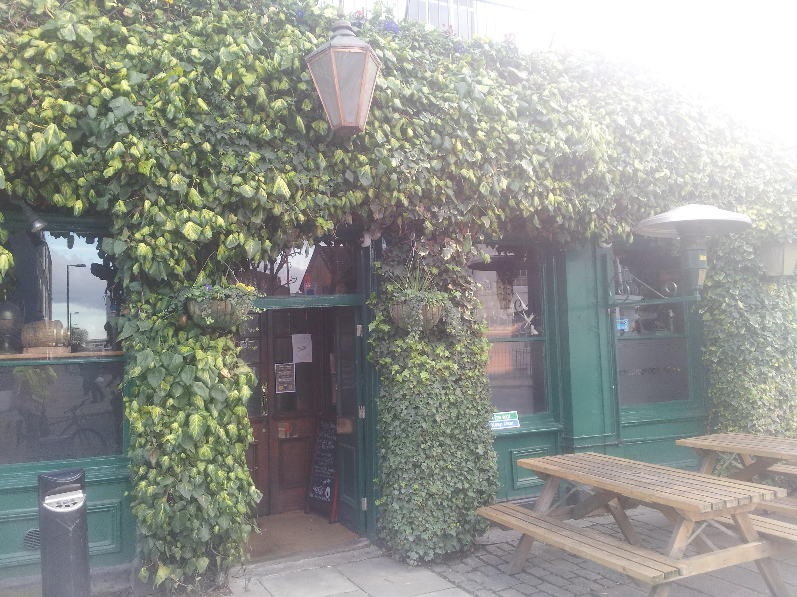 "The Hemingford Arms In Barnsbury says Simon Izod: ""A proper boozer."""