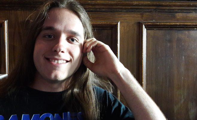"Ben ""Frosty"" Foster: open mic organiser at the Steam Passage Tavern (c) islington faces blog"