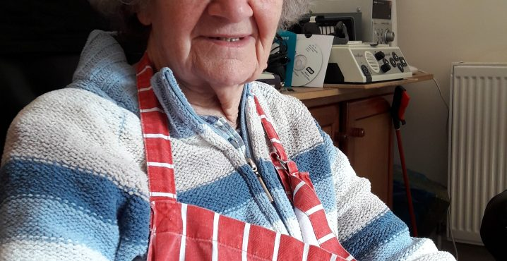 Gladys Muchamore (nee Newman) (c) islington faces
