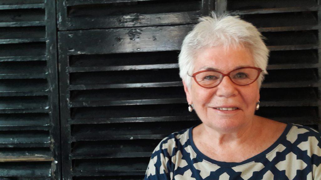 Nann du Sautoy: volunteer at Islington Foodbank