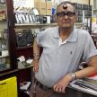 "Bachulal Chotai from ABC Jewellery on Holloway Road: ""I've made so many friends."" (c) Islington Faces"