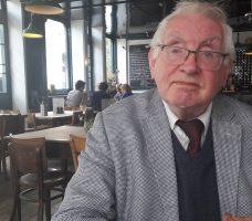 "Gordon Warrell: ""I've got three or four letters from Vera Lynn."" (c) islington faces"